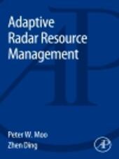Adaptive Radar Resource Management
