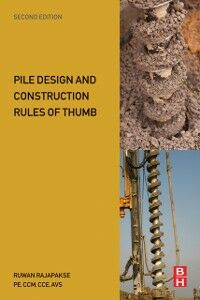 Ebook in inglese Pile Design and Construction Rules of Thumb Rajapakse, Ruwan Abey