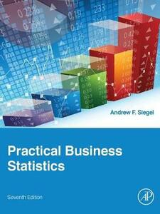 Practical Business Statistics - Andrew Siegel - cover
