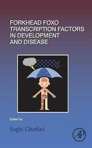 Forkhead FOXO Transcription Factors in Development and Disease - cover