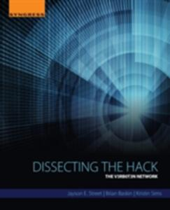 Dissecting the Hack: The V3rb0t3n Network - Jayson E. Street - cover