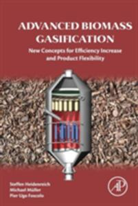 Advanced Biomass Gasification: New Concepts for Efficiency Increase and Product Flexibility - Steffen Heidenreich,Michael Miller,Pier Foscolo - cover