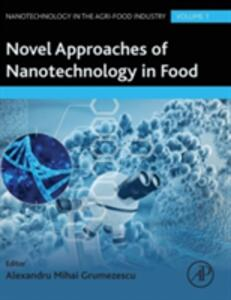 Novel Approaches of Nanotechnology in Food - cover