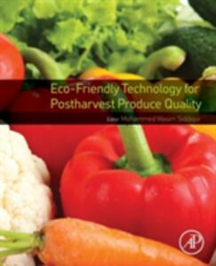 Eco-Friendly Technology for Postharvest Produce Quality - cover