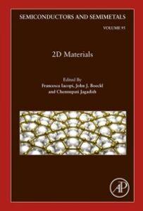 Ebook in inglese 2D Materials -, -