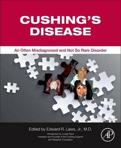 Cushing's Disease: An Often Misdiagnosed and Not So Rare Disorder - Edward Laws - cover