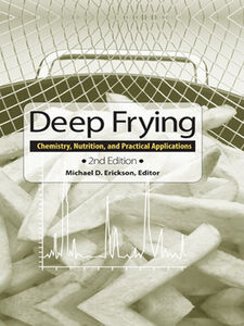 Foto Cover di Deep Frying, Ebook inglese di Michael D. Erickson, edito da Elsevier Science