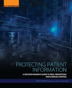 Ebook in inglese Protecting Patient Information Cerrato, Paul