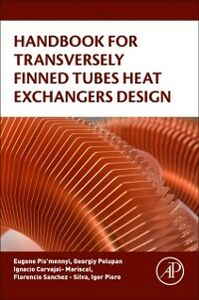 Foto Cover di Handbook for Transversely Finned Tube Heat Exchanger Design, Ebook inglese di AA.VV edito da Elsevier Science