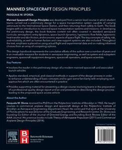 Manned Spacecraft Design Principles - Pasquale M. Sforza - cover