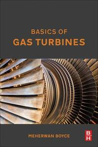 Basics of Gas Turbines - Boyce Meherwan - cover