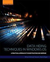 Data Hiding Techniques in Windows OS