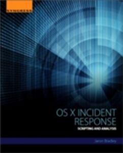 Ebook in inglese OS X Incident Response Bradley, Jaron