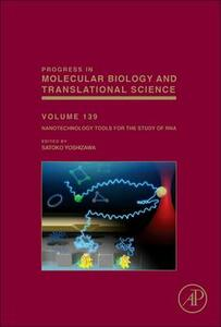 Nanotechnology Tools for the Study of RNA - cover