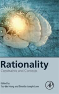 Rationality: Constraints and Contexts - cover