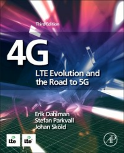 Ebook in inglese 4G, LTE-Advanced Pro and The Road to 5G Dahlman, Erik , Parkvall, Stefan , Skold, Johan