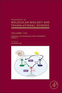 Genetics of Monogenic and Syndromic Obesity - cover