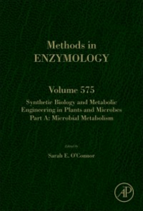 Ebook in inglese Synthetic Biology and Metabolic Engineering in Plants and Microbes Part A: Metabolism in Microbes -, -