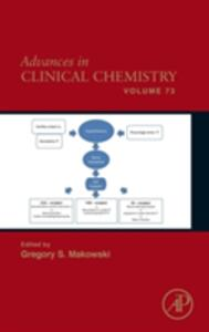 Advances in Clinical Chemistry - cover