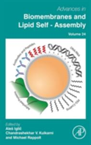 Advances in Biomembranes and Lipid Self-Assembly - cover