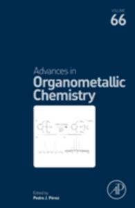 Advances in Organometallic Chemistry - cover