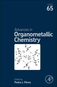 Advances in Organometallic Chemistry - cover