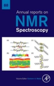 Annual Reports on NMR Spectroscopy - cover