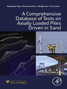 Ebook in inglese A Comprehensive Database of Tests on Axially Loaded Piles Driven in Sand Chow, Fiona , Guo, Wangbo , Jardine, Richard , Yang, Zhongxuan