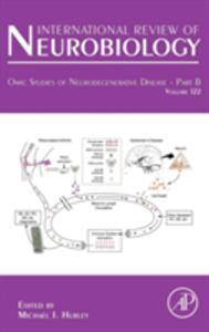Omic Studies of Neurodegenerative Disease - Part B - cover