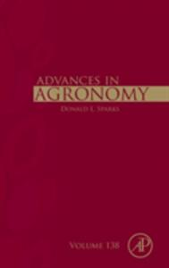 Advances in Agronomy - cover