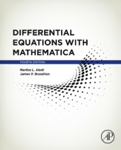 Ebook in inglese Differential Equations with Mathematica Abell, Martha L. , Braselton, James P.
