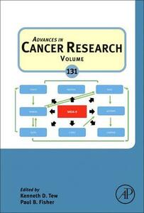 Advances in Cancer Research - cover