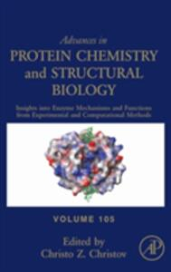 Insights into Enzyme Mechanisms and Functions from Experimental and Computational Methods - cover