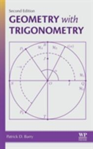 Geometry with Trigonometry - Patrick Barry - cover
