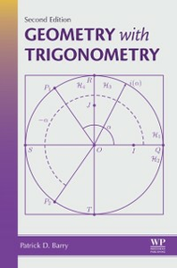 Ebook in inglese Geometry with Trigonometry Barry, Patrick D