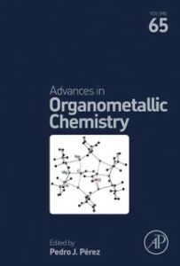 Ebook in inglese Advances in Organometallic Chemistry -, -