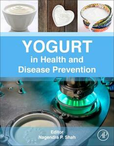 Yogurt in Health and Disease Prevention - cover