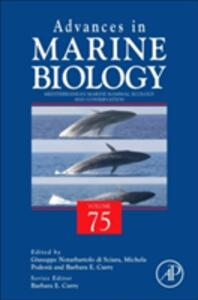 Mediterranean Marine Mammal Ecology and Conservation - cover