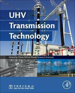 UHV Transmission Technology - Cuixia Zhang - cover
