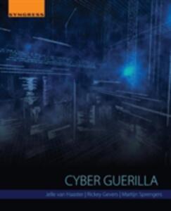Cyber Guerilla - Jelle Van Haaster,Rickey Gevers,Martijn Sprengers - cover