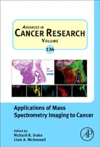 Applications of Mass Spectrometry Imaging to Cancer - cover