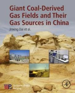 Ebook in inglese Giant Coal-Derived Gas Fields and Their Gas Sources in China Dai, Jinxing