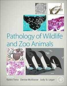 Pathology of Wildlife and Zoo Animals - cover