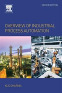 Overview of Industrial Process Automation - Sharma - cover