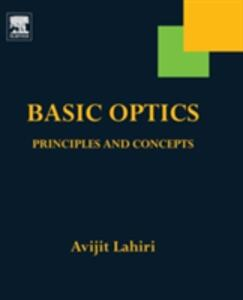 Basic Optics: Principles and Concepts - Lahiri Avijit - cover