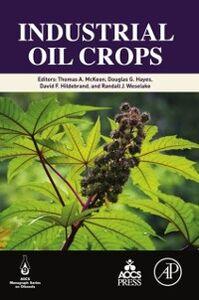 Foto Cover di Industrial Oil Crops, Ebook inglese di  edito da Elsevier Science