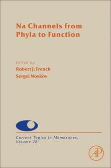 Na Channels from Phyla to Function - cover