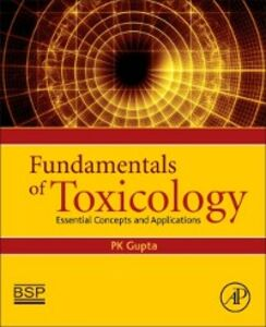 Ebook in inglese Fundamentals of Toxicology Gupta, PK