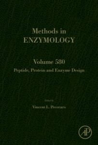 Ebook in inglese Peptide, Protein and Enzyme Design