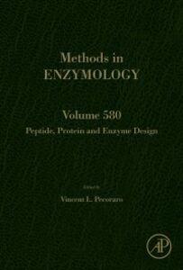 Foto Cover di Peptide, Protein and Enzyme Design, Ebook inglese di  edito da Elsevier Science